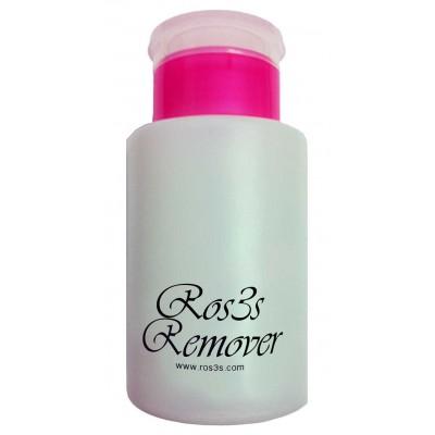 Botella Un toque para quitaesmalte Ros3s I