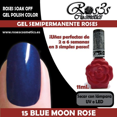 15-Blue Moon Rose