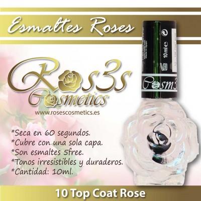 Esmalte Ros3s (10ml) 02 Light Pink Rose