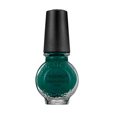 Deep Jungle g28 Blanco Esmalte Especial Konad (11ml)