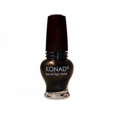 Esmalte especial KONAD Princess 12ml i06 GOLD BLACK