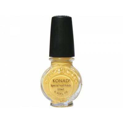 Konad - Esmalte especial grande (10/11 ml) 05 PASTEL YELLOW