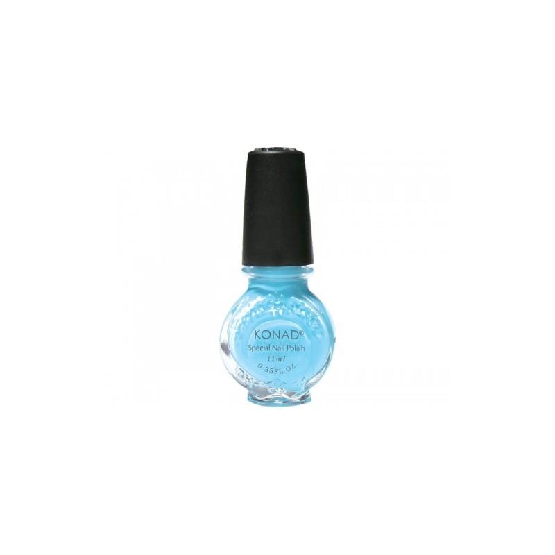 Konad - Esmalte especial grande (10/11 ml) 20 PASTEL BLUE