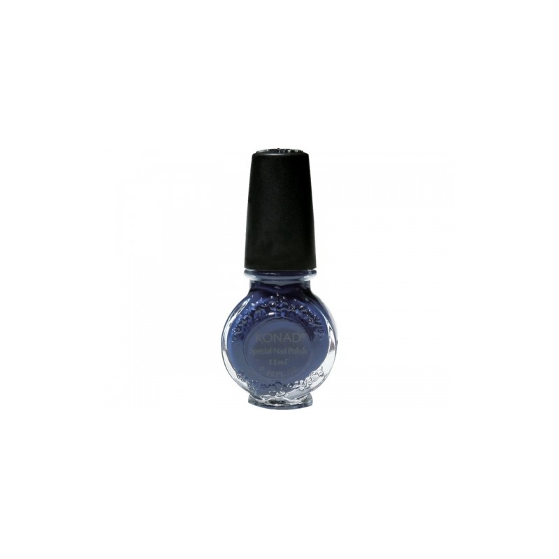 Konad - Esmalte especial grande (10/11 ml) 23 ROYAL PURPLE