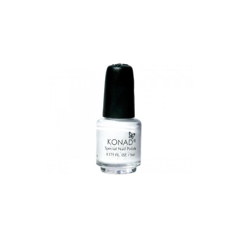Konad - Esmalte especial pequeño (5 ml) 01 WHITE