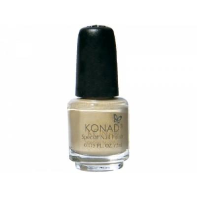 Konad - Esmalte especial pequeño (5 ml) 07 GREY PEARL