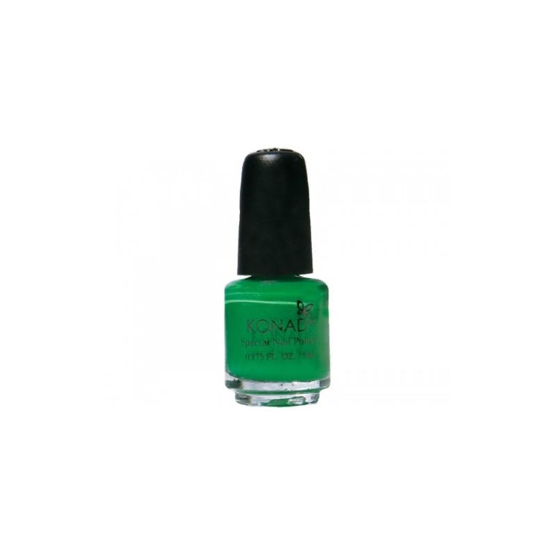 Konad - Esmalte especial pequeño (5 ml) 09 GREEN
