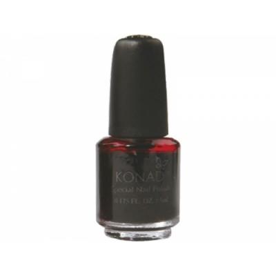 Konad - Esmalte especial pequeño (5 ml) 16 WINE RED