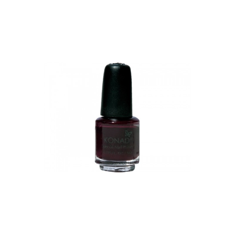 Dark Purple p19 Esmalte Especial Konad (5ml)