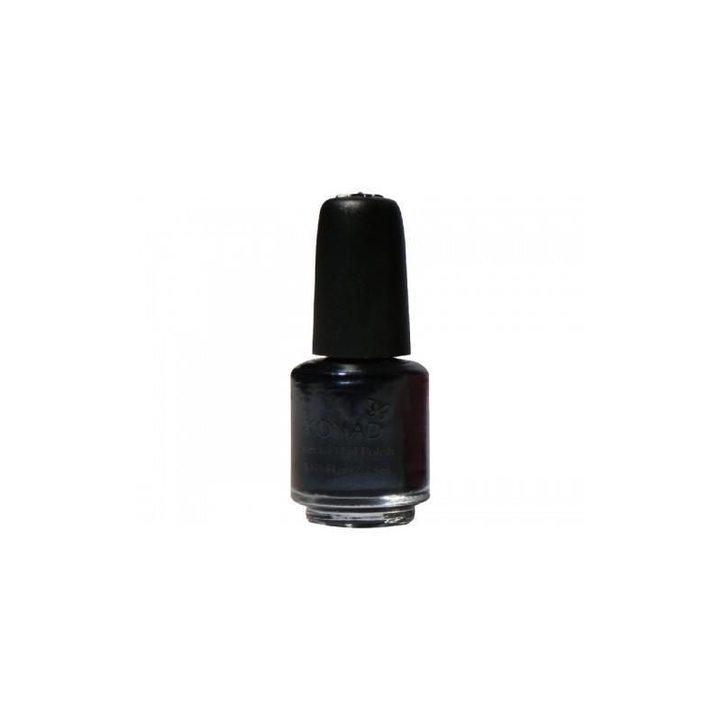 Konad - Esmalte especial pequeño (5 ml) 24 BLACK PEARL