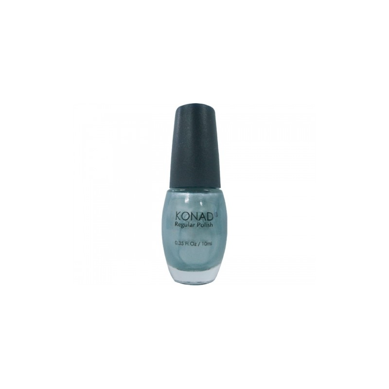 Konad - Esmalte regular 10 ml 06 SHINING SILVER