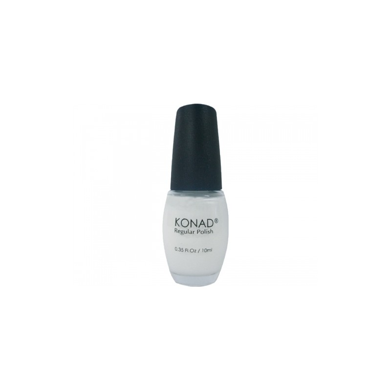Konad - Esmalte regular 10 ml 07 SOLID WHITE