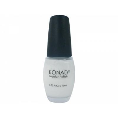 Konad - Esmalte regular 10 ml 07 SOLID WHITE