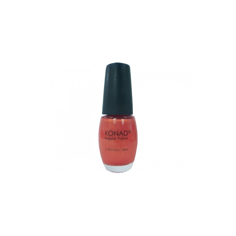Konad - Esmalte regular 10 ml 17 SHINING ORANGE