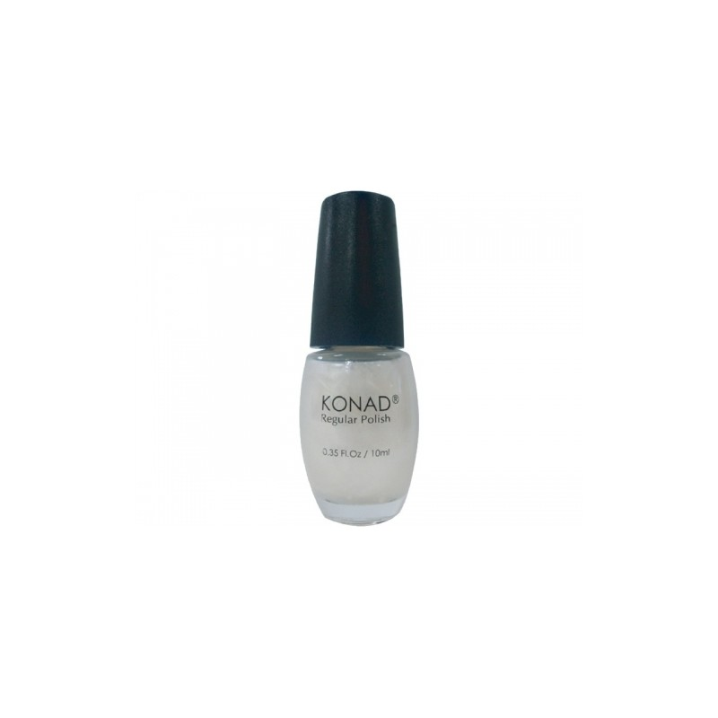 Konad - Esmalte regular 10 ml 18 SHINING WHITE
