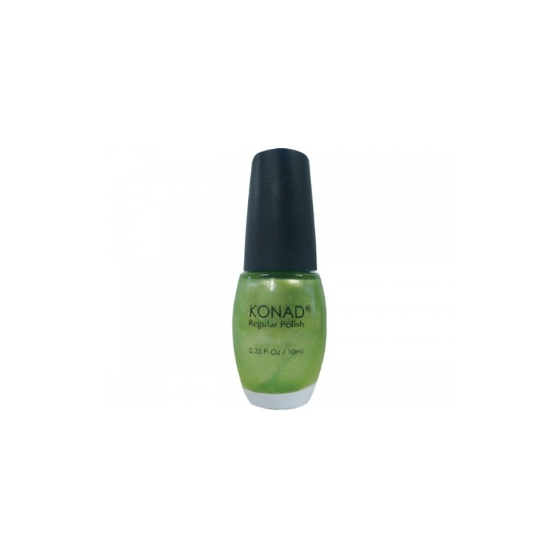 Konad - Esmalte regular 10 ml 19 SHINING GREEN