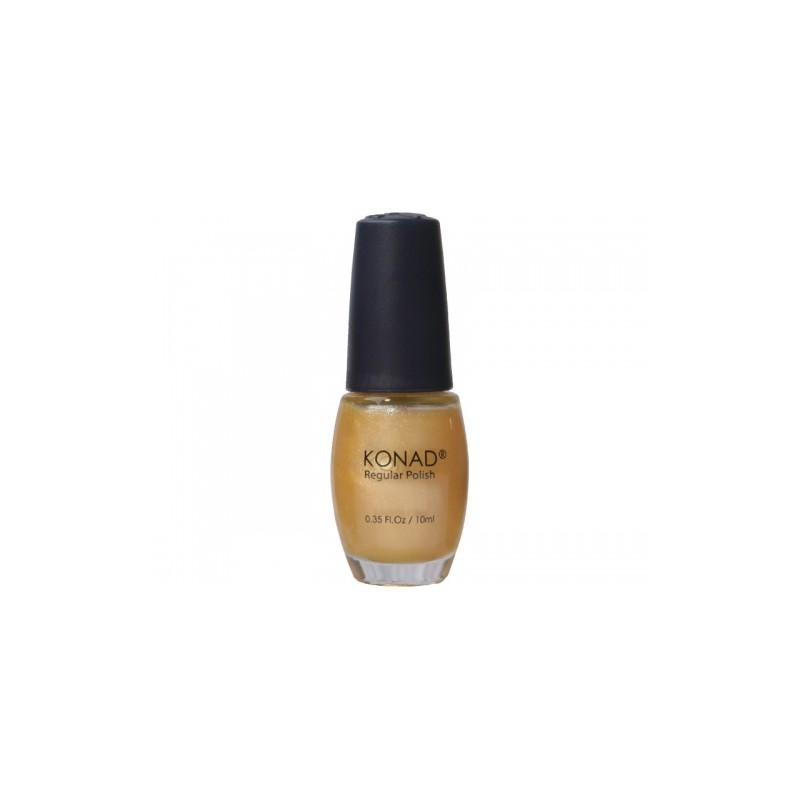 Konad - Esmalte regular 10 ml 49 YELLOW GOLD