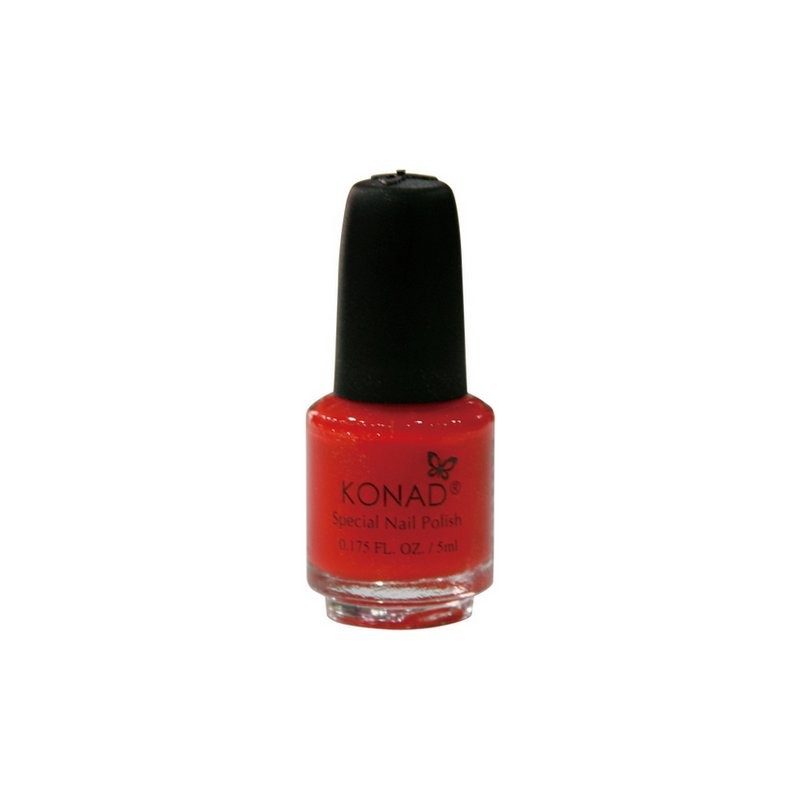 Orange Pearl p39 Esmalte Especial Konad (5ml)