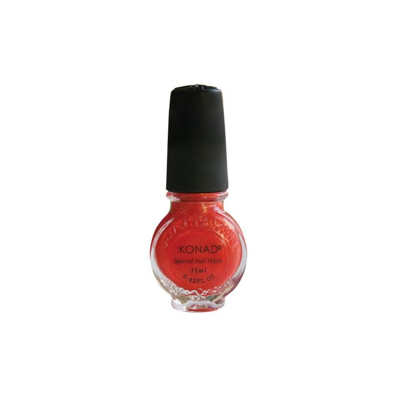 Orange Pearl g39 Esmalte Especial Konad (11ml)