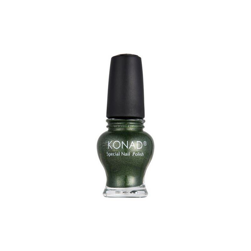 Esmalte especial KONAD Princess 12ml i43 MOSS GREEN