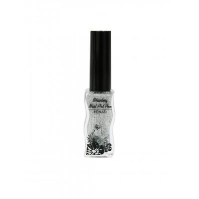 Shining Nail Art Pen KONAD A101 Silver