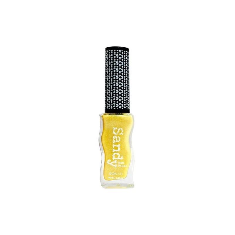 Efecto Arena - Konad - Pastel Yellow