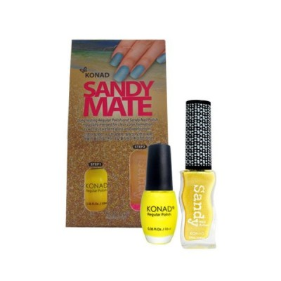 Efecto Arena Mate - Konad - Yellow