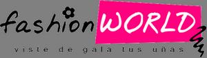 Logo FashionWorld - Tienda de productos KONAD
