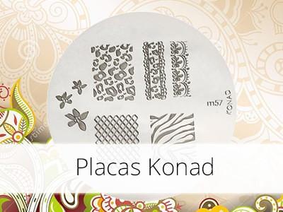 Placas Konad