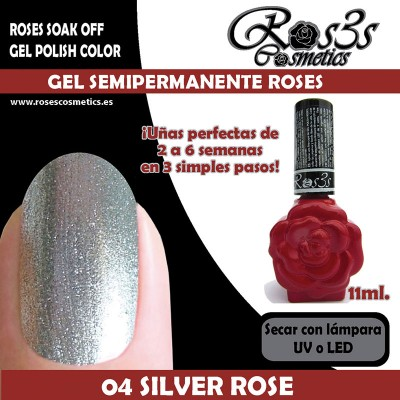 04 Silver Rose