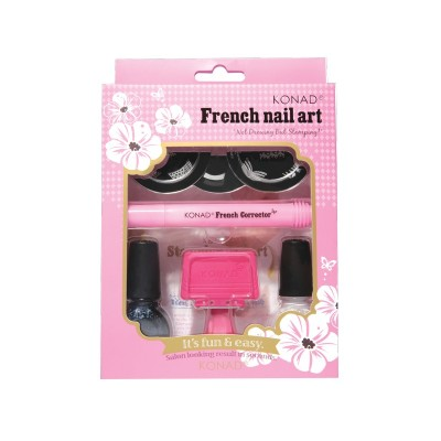 Kit F Manicura Francesa