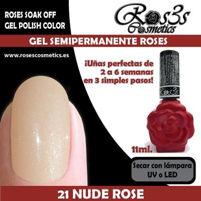 21-Nude Rose