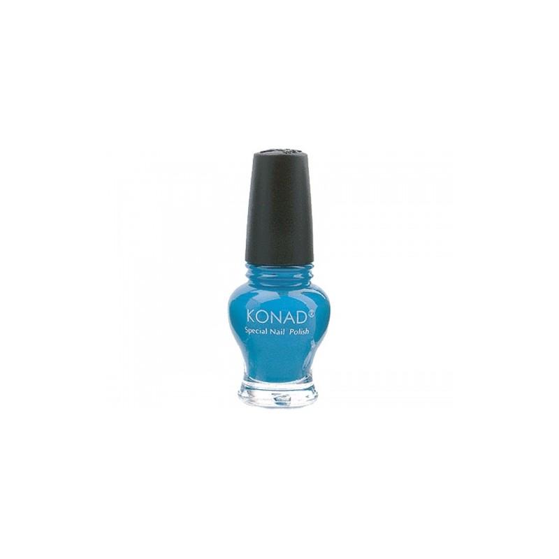 Esmalte especial KONAD Princess 12ml i14 CORAL BLUE