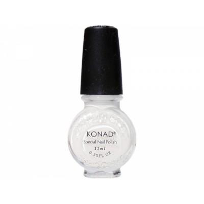 Esmalte Epecial KONAD (11ml) g01 White