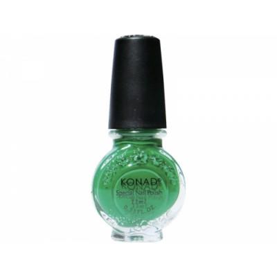 Konad - Esmalte especial grande (10/11 ml) 09 GREEN