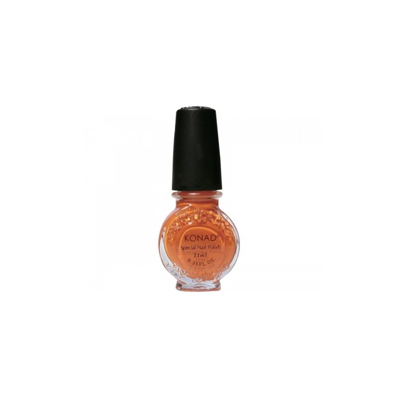 Konad - Esmalte especial grande (10/11 ml) 11 DARK ORANGE