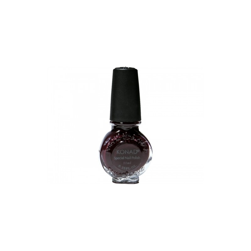 Konad - Esmalte especial grande (10/11 ml) 19 DARK PURPLE