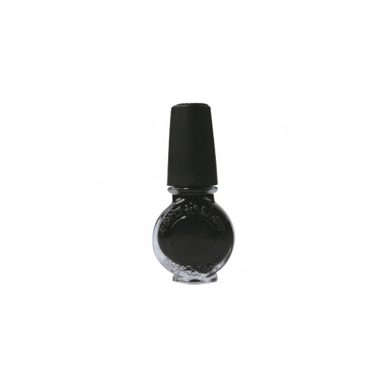 Konad - Esmalte especial grande (10/11 ml) 25 BLACK