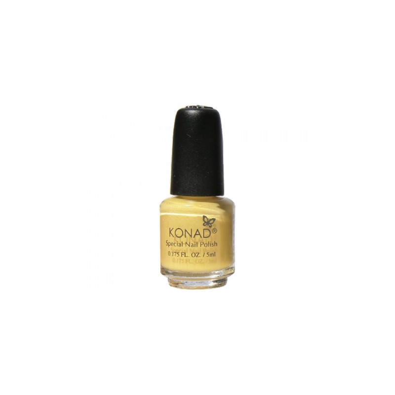 Esmalte Especial (5ml) Pastel Yellow