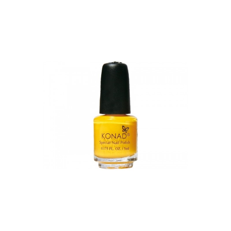 Yellow/Amarillo p6 Esmalte Especial Konad (5ml)