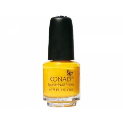 Konad - Esmalte especial pequeño (5 ml) 06 YELLOW