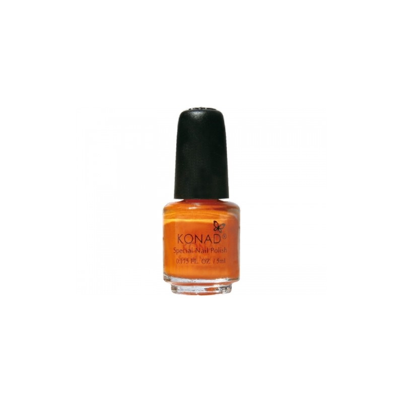 Pastel Orange p10 Esmalte Especial Konad (5ml)