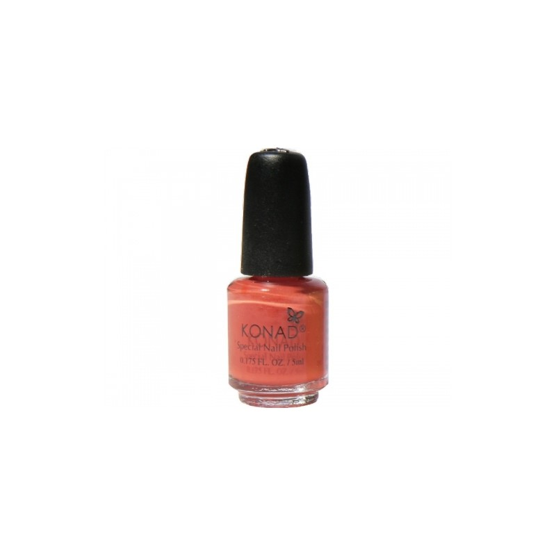 Dark Orange p11 Esmalte Especial Konad (5ml)