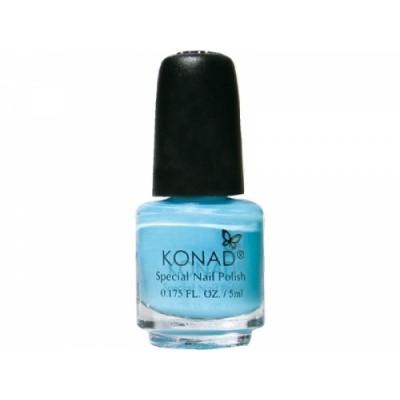 Konad - Esmalte especial pequeño (5 ml) 20 PASTEL BLUE