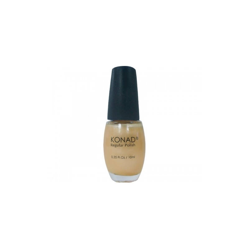 Konad - Esmalte regular 10 ml 10 LIGHT GOLD
