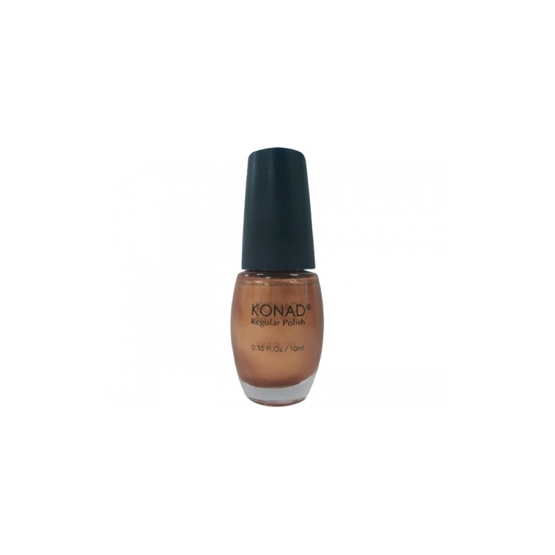 Konad - Esmalte regular 10 ml 23 SHINING GOLD