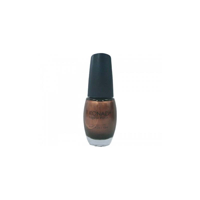Konad - Esmalte regular 10 ml 24 SHINING BRONZE