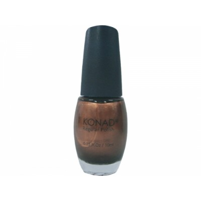 Konad - Esmalte regular 10 ml 24 SHINING BRONZE