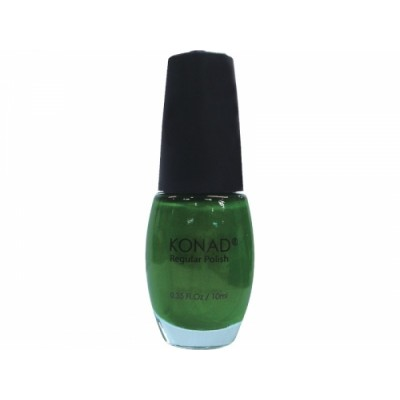 Konad - Esmalte regular 10 ml 26 SHINING DEEP GREEN