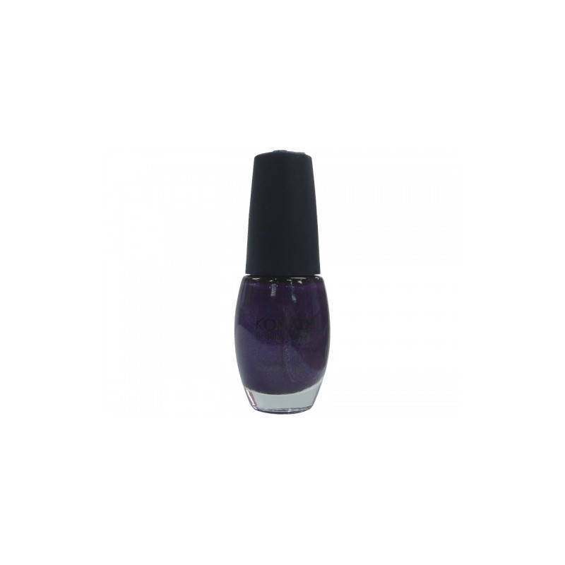 Shining Deep Purple R28 Pintauñas Konad 10ml